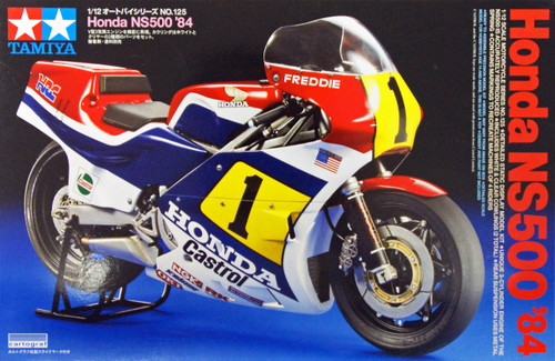 Tamiya 14125 Honda NS500'84 1/12 Scale Kit
