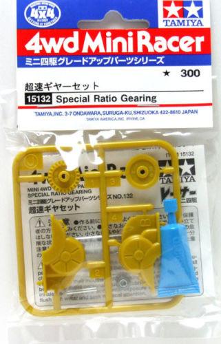 Tamiya 15132 Mini 4WD Special Ratio Gearing