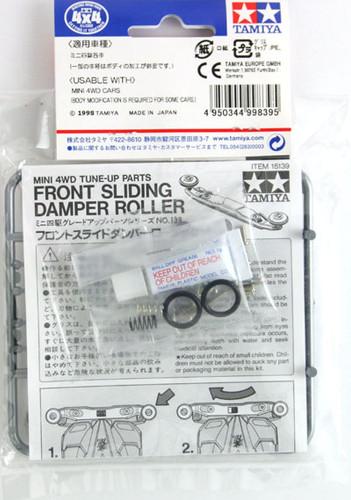 Tamiya 15139 Mini 4WD Front Sliding Damper Roller