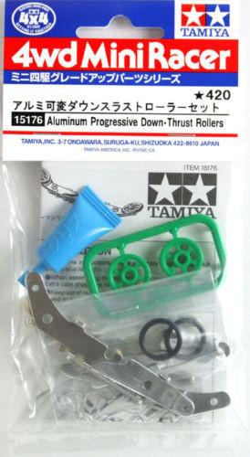 Tamiya 15176 Mini 4WD Aluminum Progressive Down-Thrust