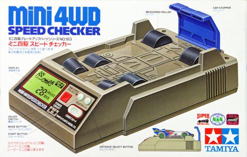 Tamiya 15183 Mini 4WD Speed Checker