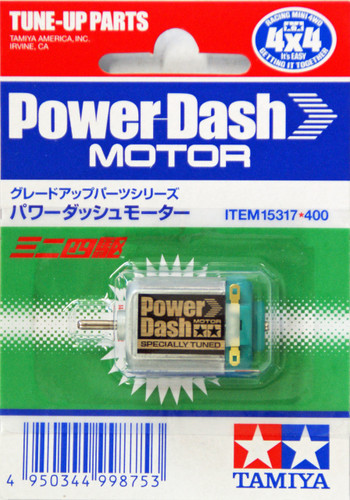 Tamiya 15317 Mini 4WD Power Dash Motor