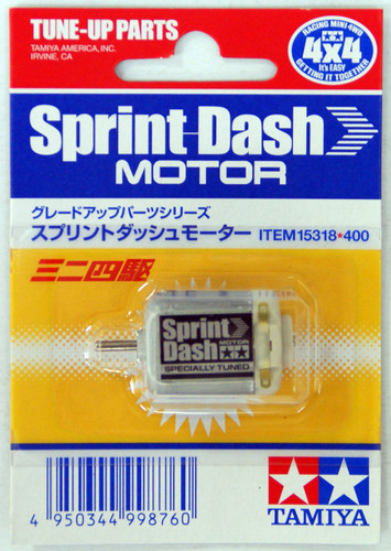 Tamiya 15318 Mini 4WD Sprint Dash Motor
