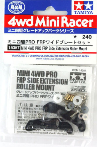Tamiya 15357 Mini 4WD RPO FRP Side Extension Roller