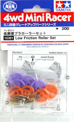 Tamiya 15381 Mini 4WD Low Friction Roller Set