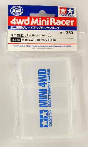 Tamiya 15423 Mini 4WD Battery Case
