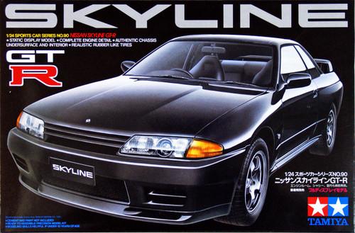 Tamiya 24090 Nissan Skyline GT-R 1/24 Scale Kit