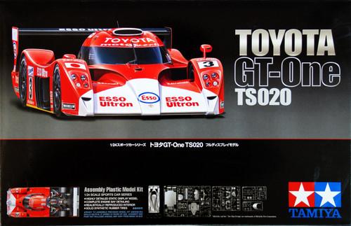 Tamiya 24222 Toyota GT-One TS020 1/24 Scale Kit