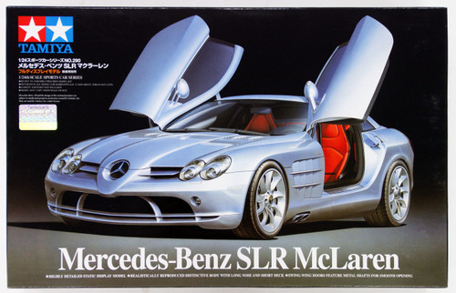 Tamiya 24290 Mercedes-Benz SLR McLaren 1/24 Scale Kit