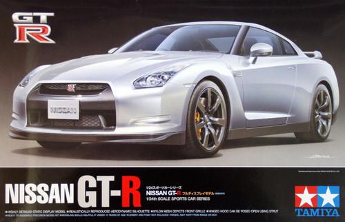 Tamiya 24300 Nissan GT-R (R35) 1/24 Scale Kit