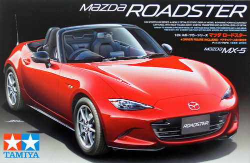 Tamiya 24342 Mazda Roadster MX-5 1/24 Scale Kit