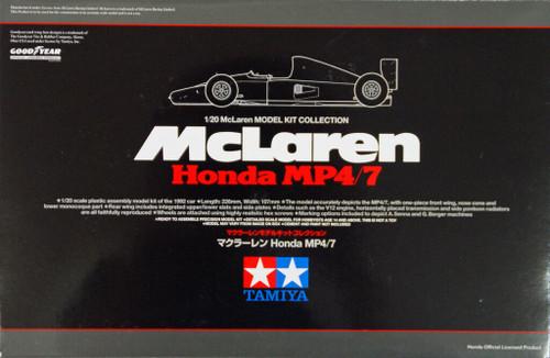 Tamiya 25171 McLaren Honda MP4/7 1/20 Scale Kit