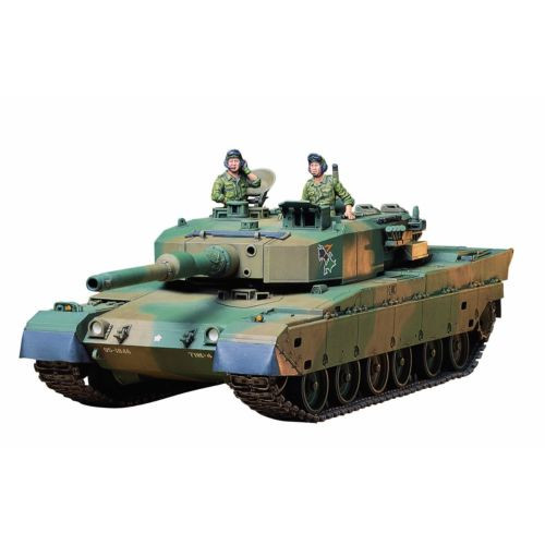 Tamiya 35208 JGSDF Type 90 Tank 1/35 Scale Kit