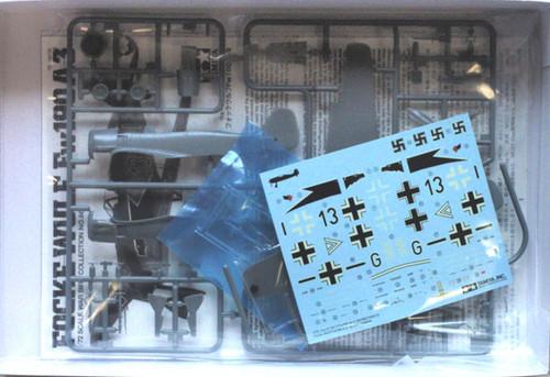 Tamiya 60766 Focke Wulf Fw190 A-3 1/72 Kit