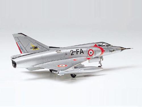 Tamiya 61603 Combat Plane Series No 3 Dassault Mirage III C 1/100 Scale Kit