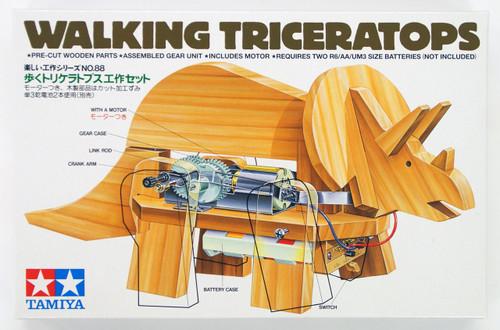 Tamiya 70088 Walking Triceratops Set