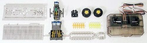 Tamiya 70162 Remote Control Robot Construction Set (Tyre Type)