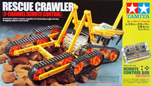 Tamiya 70169 Rescue Crawler (3-Channel Remote Control) Plastic Kit