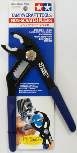 Tamiya 74061 Craft Tools - Non-Scratch Pliers