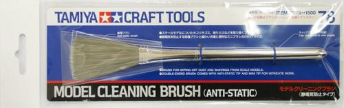 Tamiya 74078 Craft Tools - Model Cleaning Brush (Anti-Static)