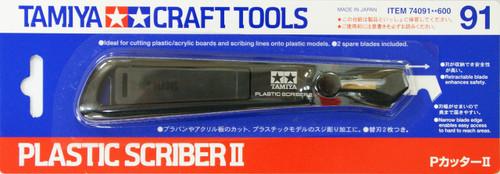 Tamiya 74091 Craft Tools - Plastic Scriber II