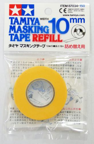 Tamiya 87034 Masking Tape Refill 10mm width (18m)