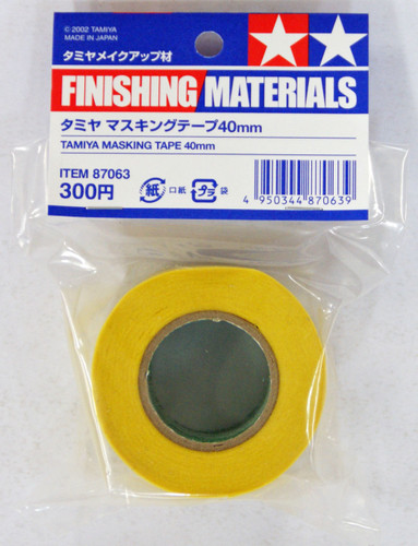 Tamiya 87063 Masking Tape Refill 40mm Width