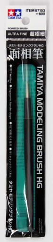 Tamiya 87153 Modeling Brush HG (Pointed Brush) Ultra Fine