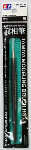 Tamiya 87155 Modeling Brush HG (Pointed Brush) Fine