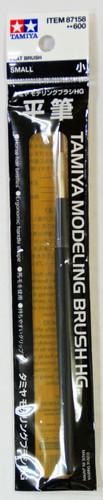 Tamiya 87158 Modeling Brush HG (Flat Brush) Small