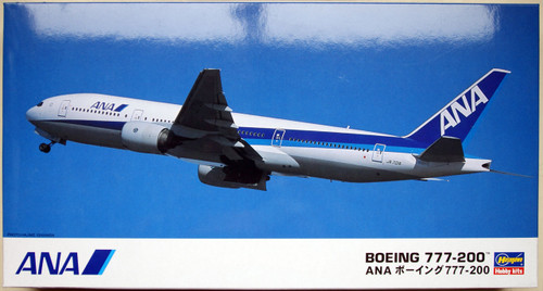 Hasegawa 04 ANA All Nippon Airways Boeing 777-200 1/200 Scale Kit