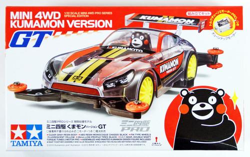 Tamiya 95302 Mini 4WD Kumamon Version GT (MA Chassis) 1/32
