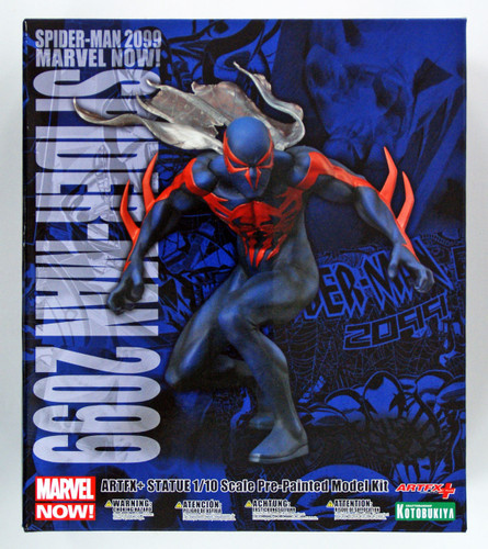 Kotobukiya MK206 ARTFX+ Spiderman 2099 1/10 Scale Figure