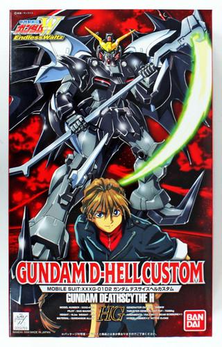 Bandai 597690 GUNDAM W Endless Waltz GUNDAM D-HELL CUSTOM 1/100 scale kit