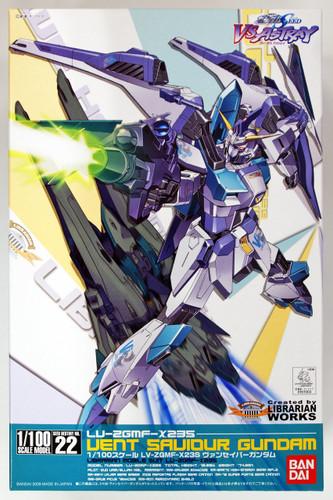 Bandai 610034 HG Gundam Seed Destiny VENT SAVIOUR GUNDAM 1/100 Scale Kit