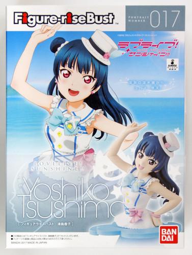 Bandai Figure-Rise Bust 017 LoveLive! Sunshine!! YOSHIKO TSUSHIMA 4549660156246