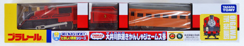 Tomy Pla-Rail Plarail Thomas & Friends Oigawa Railway James (887669)