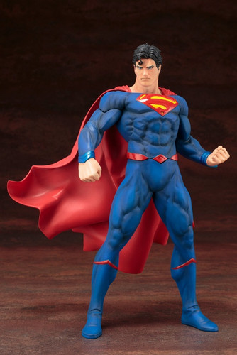 Kotobukiya SV198 ARTFX+ Superman Rebirth 1/10 Scale Figure