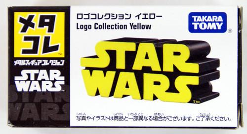Takara Tomy Disney Star Wars Metakore Logo Collection Yellow 889410