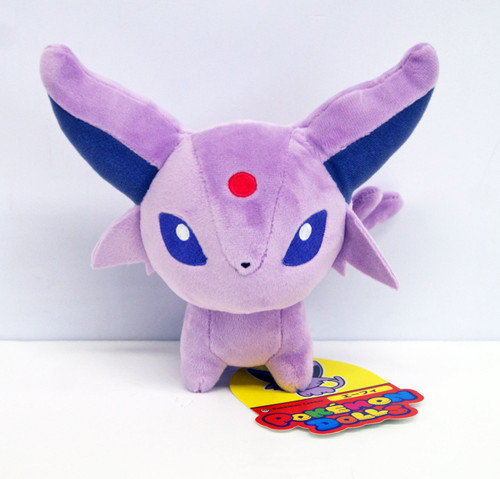 Pokemon Center Original Plush Doll Pokemon Dolls Espeon (Eifie)