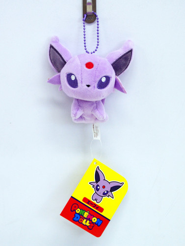 Pokemon Center Original Mocchiri Mascot Pokemon Dolls Espeon (Eifie) 513-215358