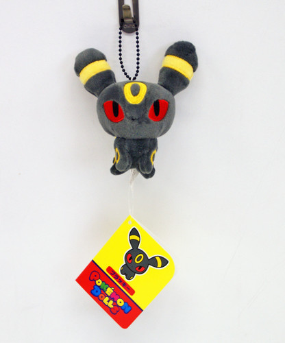 Pokemon Center Original Mocchiri Mascot Pokemon Dolls Umbreon (Blacky) 513-215365