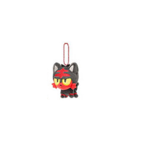 Pokemon Center Original Mocchiri Mascot Pokemon Dolls Litten (Nyabby)