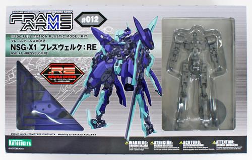 Kotobukiya Frame Arms FA080 NSG-X1 Hresvelgr:RE 1/100 Scale Kit
