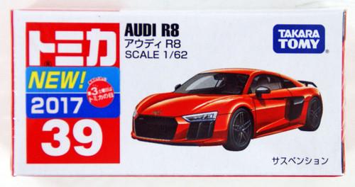 Takara Tomy Tomica 39 Audi R8 879626