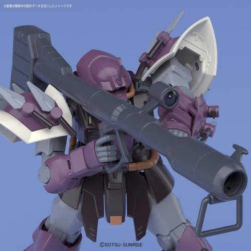 Bandai HGUC 206 Gundam EFREET SCHNEID 1/144 scale kit