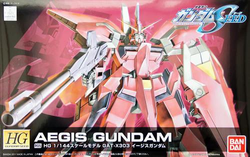 Bandai R05 AEGIS Gundam GAT-X303 1/144 Scale Kit (HG Gundam Seed)