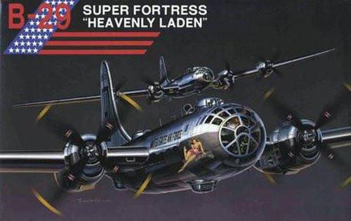 Fujimi 1/144 No.5 B-29 Super Fortress Tokyo Rose/ Heavenly Laden 1/144