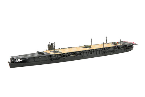 Battle of Midway First Carrier Division Akagi/Kaga, Second Carrier Division Soryu/Hiryu Set 1/700 scale kit
