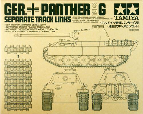 Tamiya 35171 German Panther Type G Separate Track Links 1/35 Scale